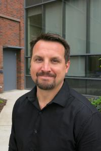 Image of Fred Sabb, assistant VP for research facilities